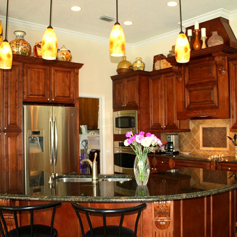 Wholesale Solid Wood Kitchen Cabinets In Minneapolis USA