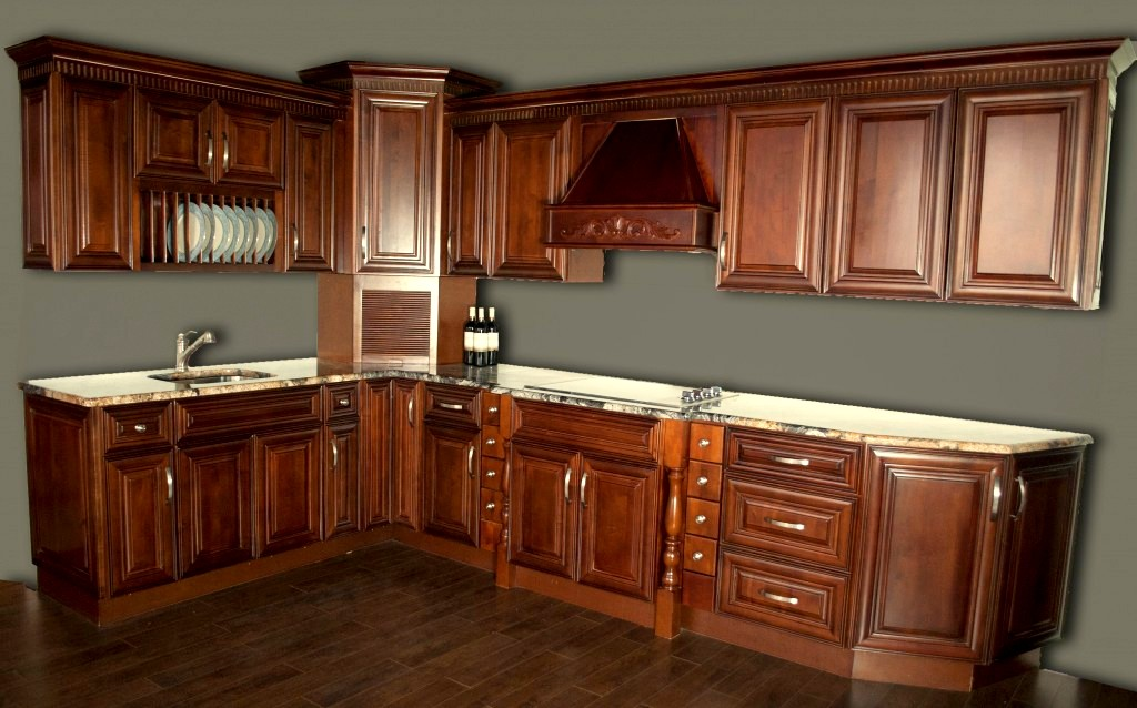 Buy The Latest Solid Wood Kitchen Cabinets In Minnesota, USA
