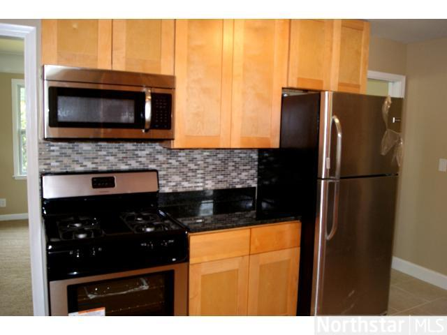Quality Northern Maple Kitchen Cabinets In Minnesota Usa