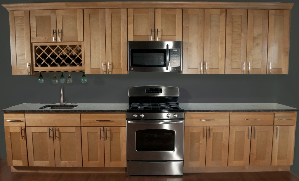 Quality Northern Maple Kitchen Cabinets In Minneapolis Usa