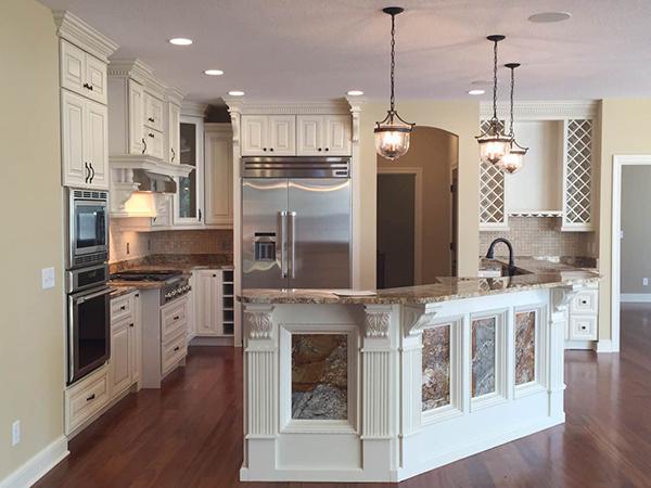 vintage white kitchen cabinets in minnesota usa kitchens minnesota cabinets minnesota kitchen and bath