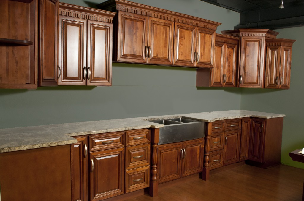 walnut rta cabinets in stock cabinets kitchen cabinets