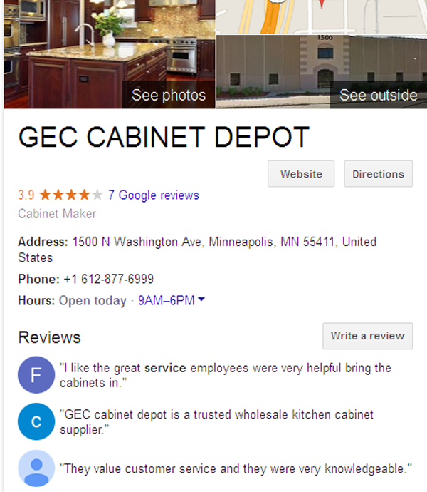 gec cabinet depot - Google Search