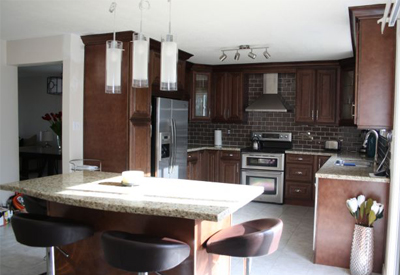 Cafe Vienna Kitchen Cabinets Are Eye Catching And Embedded Simplicity Makes  Them Easier To Install And Maintain. Wall Cabinets, Bathroom Vanities Are  Also ...