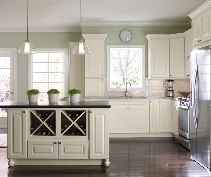 RTA cabinet design