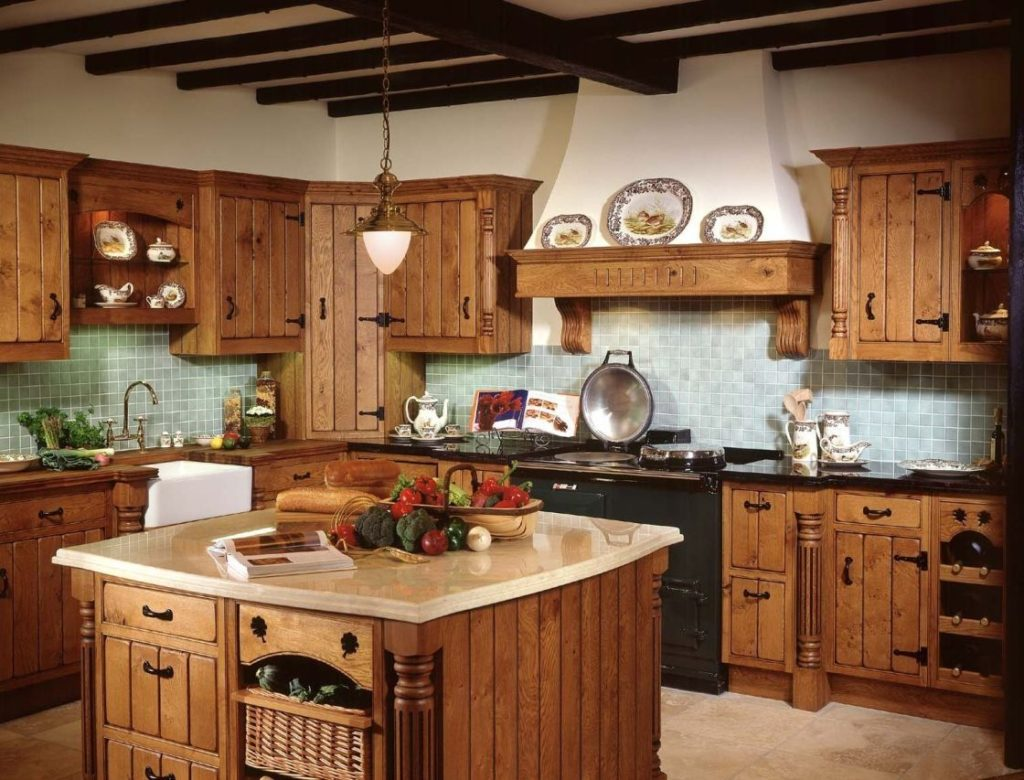 Why Walnut Kitchen Cabinets Are Popular Among Householders ...