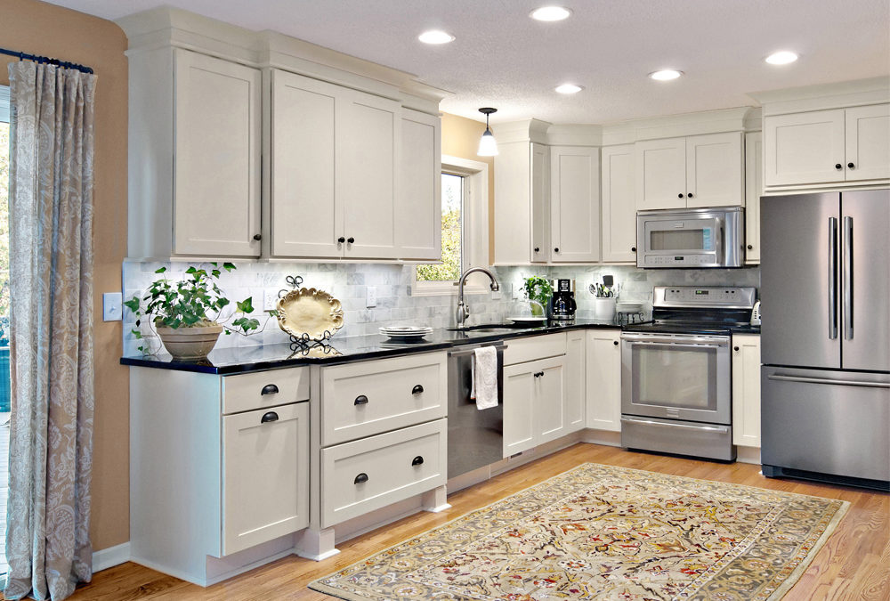 Understanding White Shaker Cabinets and How They Offer ...