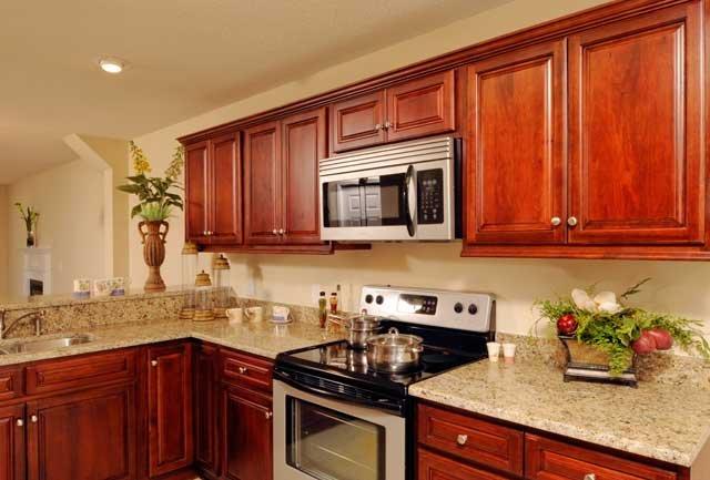 Red walnut Cabinet