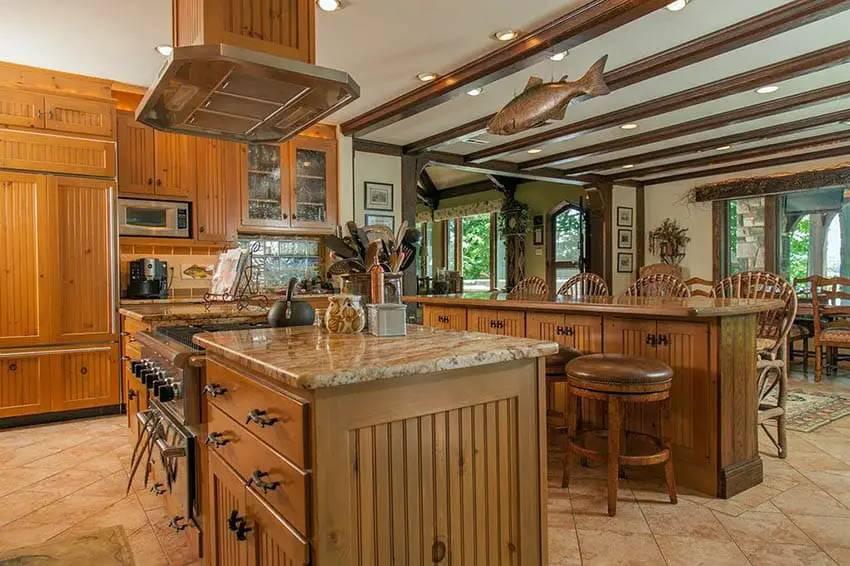 Rustic design Kitchen